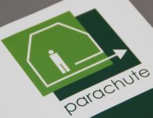 Huisstijl Parachute