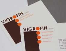 Huisstijl Vigrofin